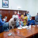 GUTA apologizes to speaker of parliament