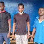 Court jails 3 armed robbers 75 years