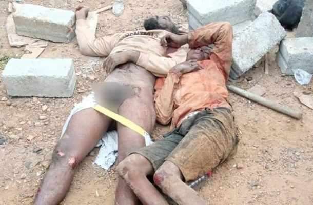 Police save robbers from lynching in Ashaiman