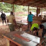 Unlicensed sawmills in Dormaa West closed down