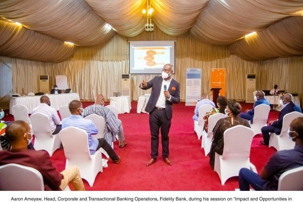 Fidelity Bank Ghana and MDF West Africa train SMEs on how to navigate international trade amid COVID-19