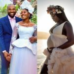 Fmr. Big Brother housemate, Vimbai and husband, welcome a baby girl