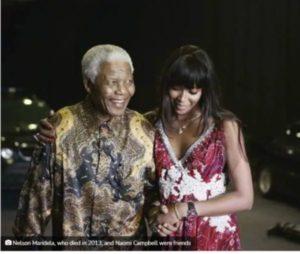 Jacob Zuma's daughter hits back at Naomi Campbell