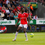 Youngster Jerome Osei Opoku marks Vejle Boldklub debut