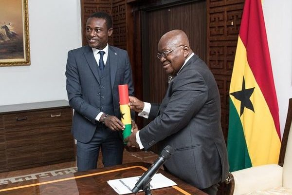 'Kissi Agyebeng has capacity, experience, values and & intellect to succeed as Special Prosecutor' – Prez Akufo-Addo