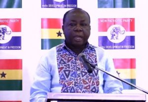 Government's COVID-19 management proves efficiency of Akufo-Addo leadership – Freddie Blay