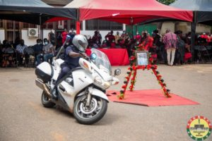 PHOTOS: One-week observation for dispatch rider who died in Bagbin's convoy accident