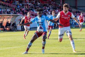 VIDEO: Watch Michael Biadoo's brace for Norwegian side Sandnes Ulf