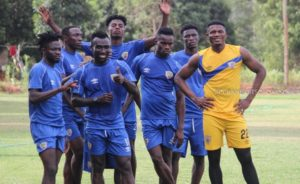 PHOTOS: Hearts of Oak step up preparation for CAF Champions League prelims