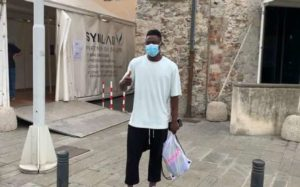 Caleb Ekuban undergoes Genoa medicals announcement expected soon