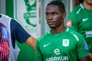 Ghanaian youngster Eric Boakye named in Slovenia Liga team-of-the-week