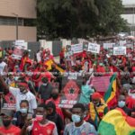 Thousands take part in #FixTheCountry demo [Photos]