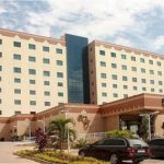 We haven't sold our facility to Asante Bediatuo – Holiday Inn management