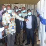 GHS takes delivery of vaccine storage facilities