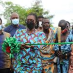 Ursula Owusu Commissions ICT Labs and Cell Phone Towers
