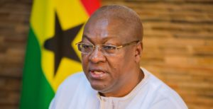 You're becoming Ghana's biggest problem - Mahama told