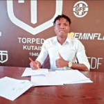 Samuel Inkoom re-joins Georgian club Torpedo Kutaisi