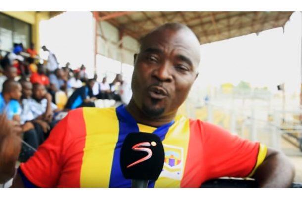 Popular Hearts of Oak supporter Paa Kofi Sunsum dies