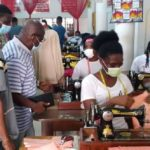 Education Committee inspects TVET projects in Central Region