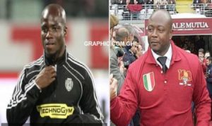 Top Ghanaian Footballers Who Played in Serie A