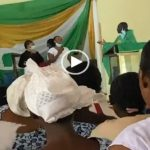 'Sexy' Anglican priest in trouble for kissing student on the pulpit