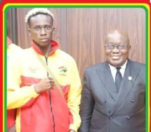 Tokyo 2020: Nana Akufo-Addo applauds Samuel Takyi for winning Bronze medal at Olympic games