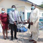 REACT Humanitarian Network donates to Winneba University Hospital
