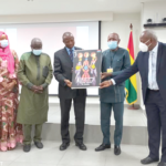 Gambian medical delegation in to learn from Ghana