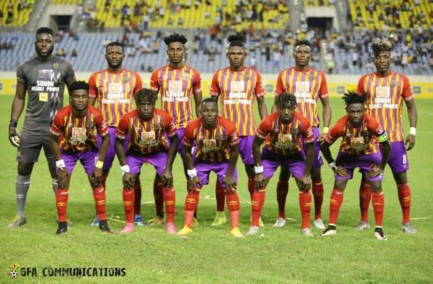 LIVE VIDEO: Watch Hearts of Oak play Accra Lions in a friendly