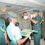 GIS honours 18 officers for professionalism