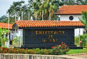 University of Ghana gets new registrar