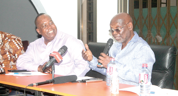 Let's have frank discussions on economy — Kwesi Botchwey