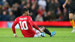 Marcus Rashford to Have Shoulder Surgery, Out Until October