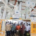 President Opens GH¢7.3m Savelugu Rice Factory, Tech Centre