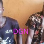 Yeji District Police arrest 2 suspected robbers