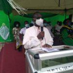 Be dedicated to duty, Bishop Gyamfi advises nurses