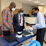 Ghana benefits from latest 3D technology training for Neurosurgery