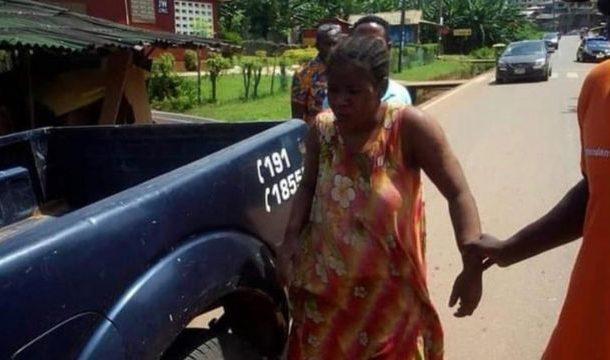 I'm not pregnant – Takoradi lady confesses