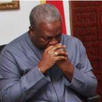 Ex Prez Mahama's tribute to Ama Benyiwa Doe