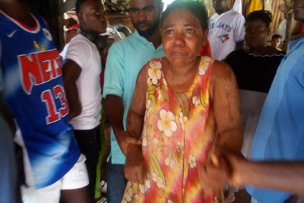 Takoradi: Missing 9-month pregnant woman found