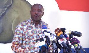 Where's your Covid-19 team, Pandemic not over yet – John Boadu taunts Mahama