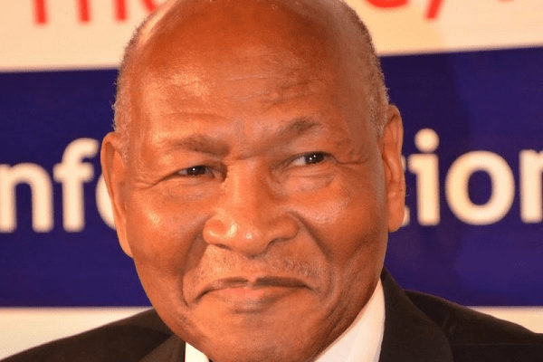 You are making old age a curse – Sam Okudzeto told