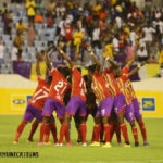 CAF CL: Coach Samuel Boadu names Hearts starting lineup for Kamsar clash