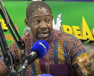 Guinea Coup: Leader without conscience a danger to society - Dr Okoe Boye