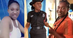 VIDEO: Tears flow as police constable murdered by lover laid to rest