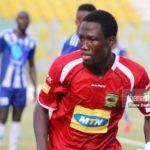 Former Kotoko striker Abass Mohammed on trials at King Faisal FC