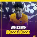 OFFICIAL: Medeama signs striker Akesse Akesse from Nzema Kotoko