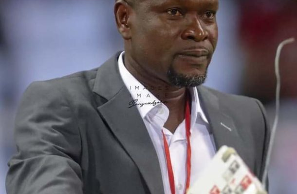 Former Black Stars coach C.K Akonnor smiling to the bank for $275,000 as compensation