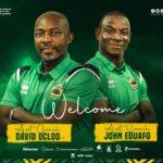 OFFICIAL: Kotoko name David Ocloo and John Eduafo as new assistant coaches