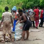 Residents of Asukawkaw 'steal' soft drinks at accident scene